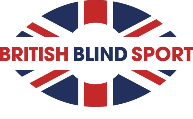 Image is British Blind Sport logo