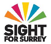 Sight for Surrey logo