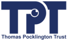 Thomas Pocklington Trust logo