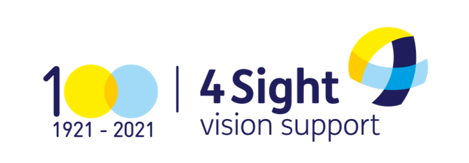 4Sight Vision Support logo