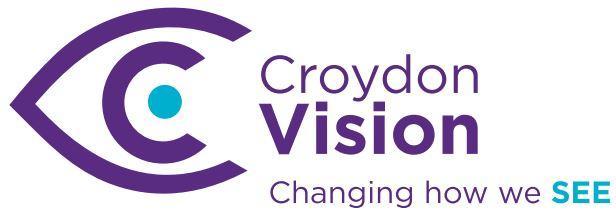 Image is the Croydon Vision Logo