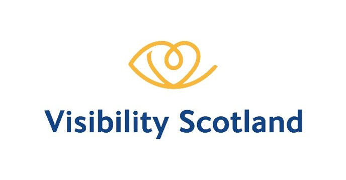 Image is the Visibility Scotland Logo
